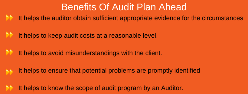 how to maximize their success on an audit