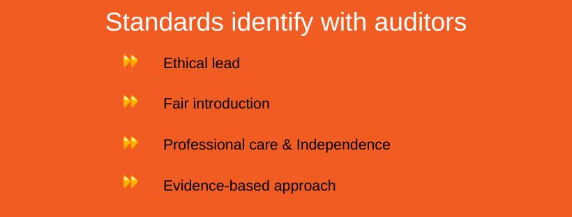 Internal audit preparation checklist