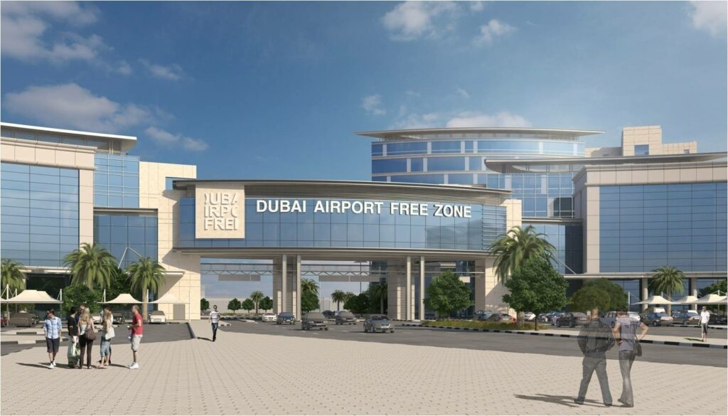audit firms in dubai airport free zone