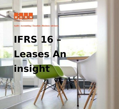 ifrs 16 leases an insight