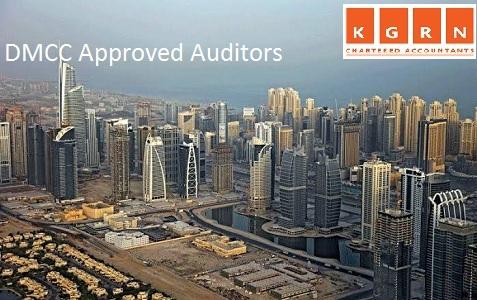 KGRN DMCC approved auditors in UAE
