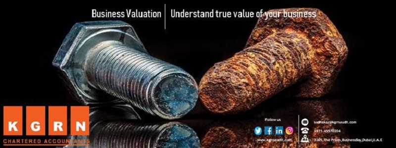 business valuation services in dubai