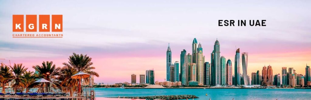 KGRN help your business in complying Economic Substance Regulations in UAE.