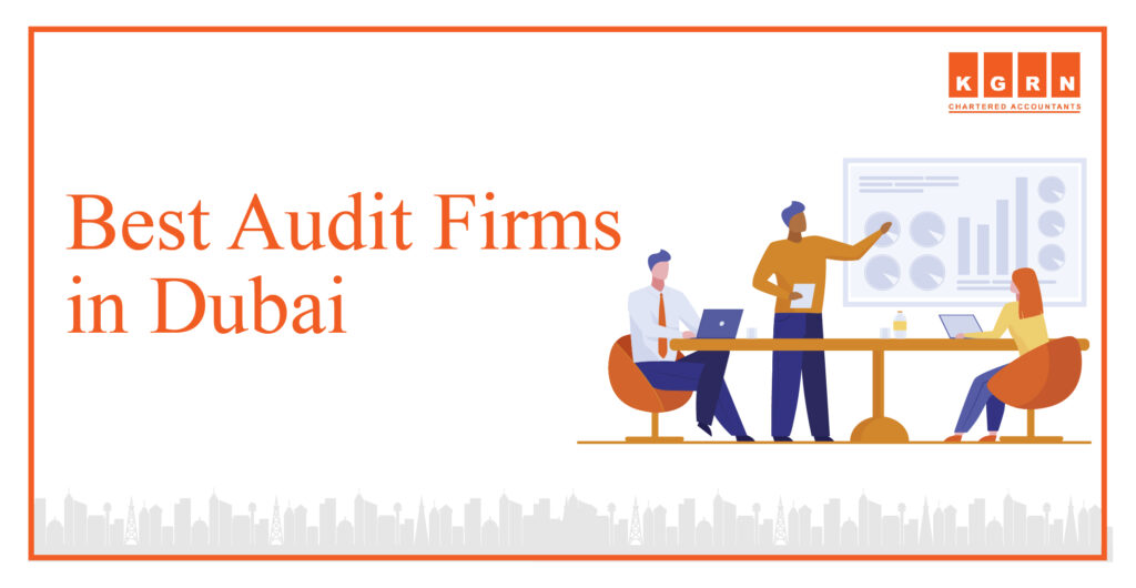 Best Audit Firms in Dubai