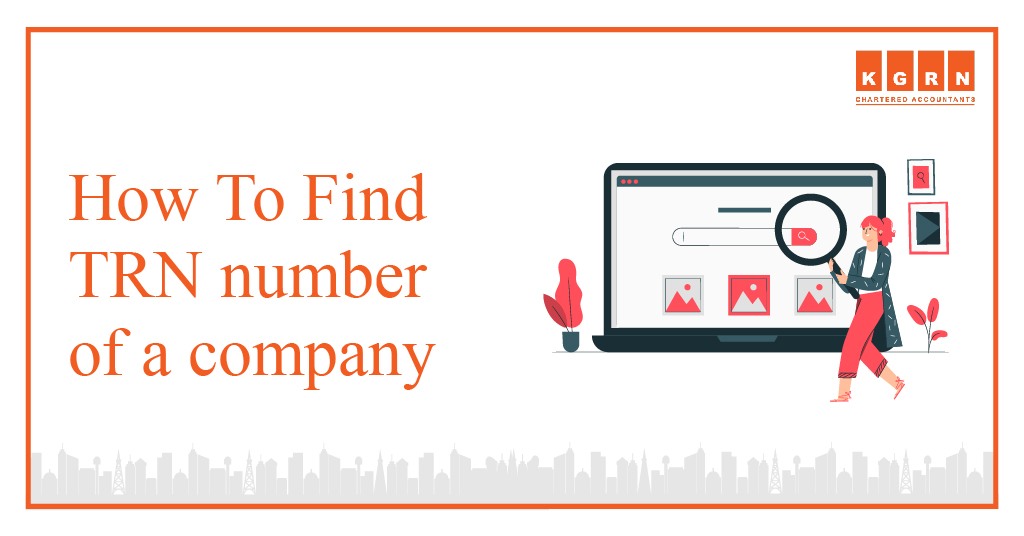 Tax Registration Number (TRN) – UAE
