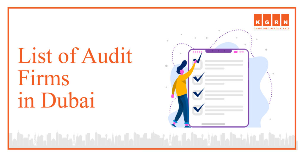 List of Audit Firms in Dubai