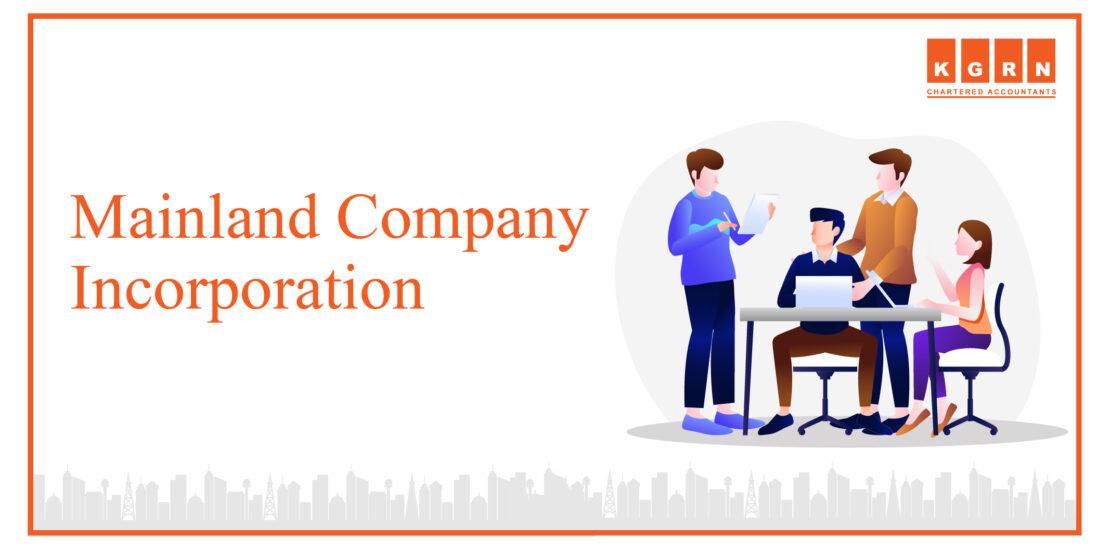 Mainland Company Incorporation, UAE