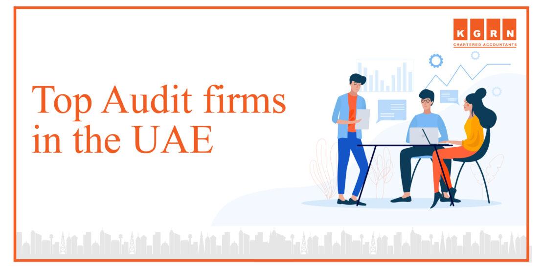 Top Audit Firms in UAE