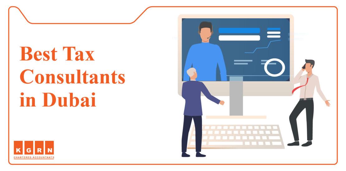 Best Tax Consultants in Dubai