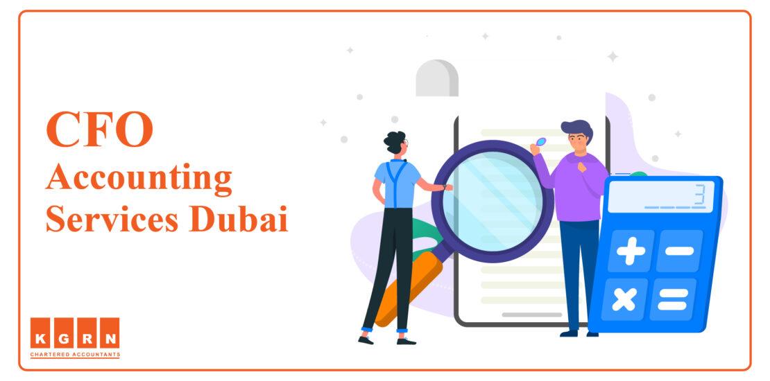 CFO Accounting Services Dubai
