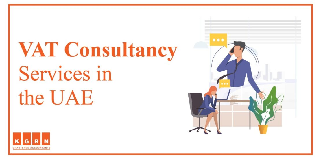 VAT Consultancy services in UAE