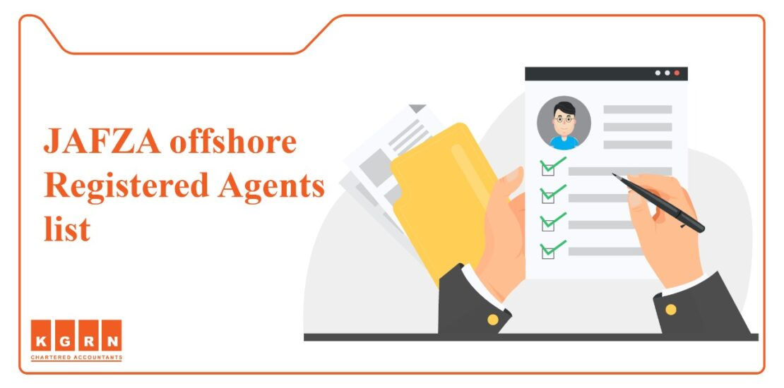 JAFZA offshore registered agents list