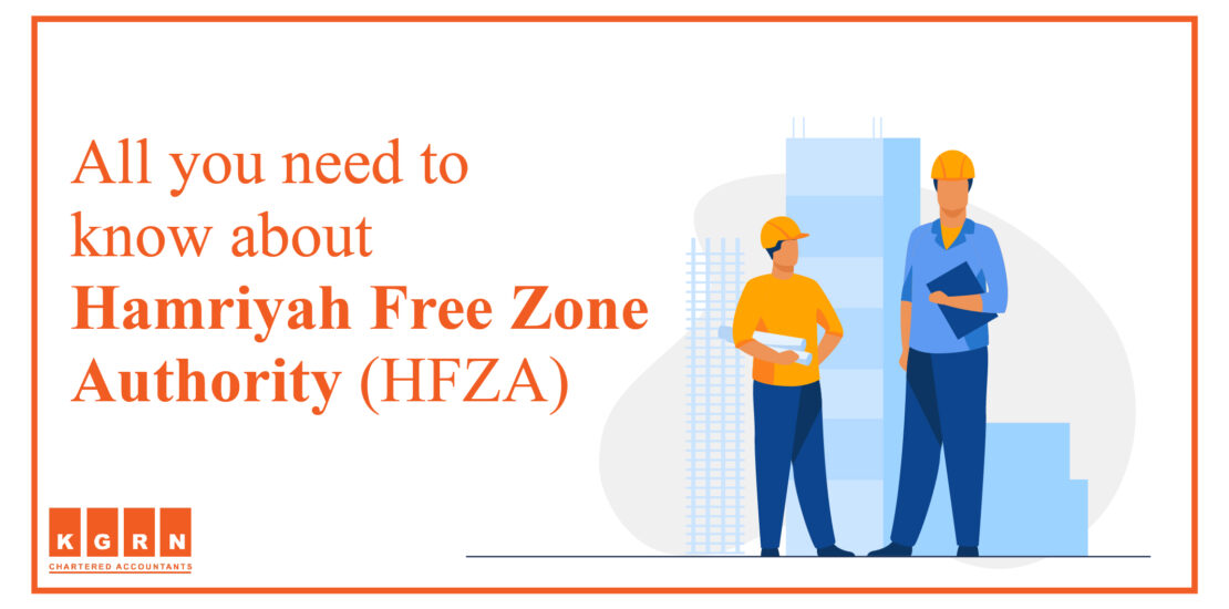 Hamriyah Free Zone Authority (HFZA) Audit Service