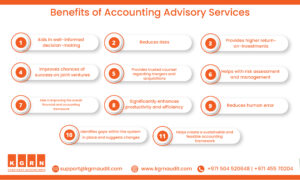 Benefits of Accounting Advisory Services in UAE