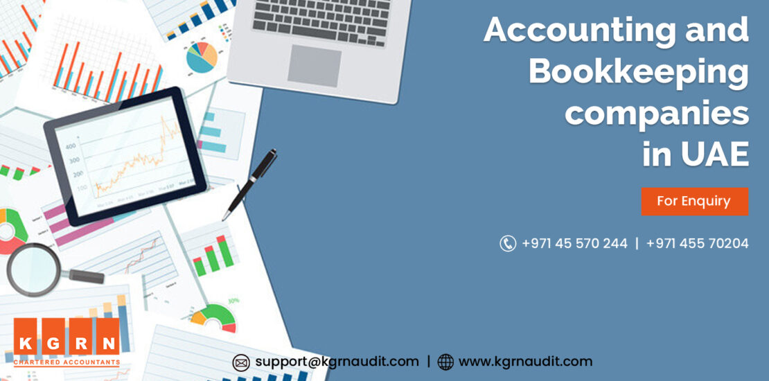 Accounting and bookkeeping companies in UAE