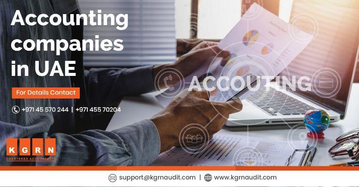 Accounting Companies In UAE