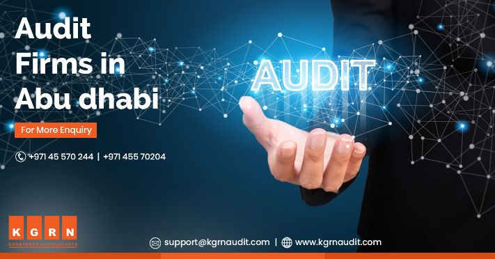 Audit firms in Abu Dhabi