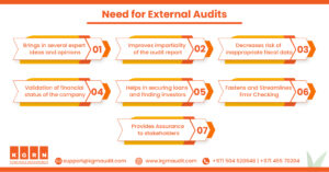 Need for External Audits