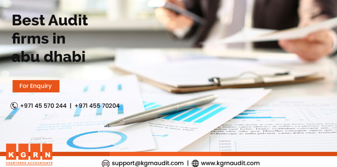 Best Audit firms in abu dhabi