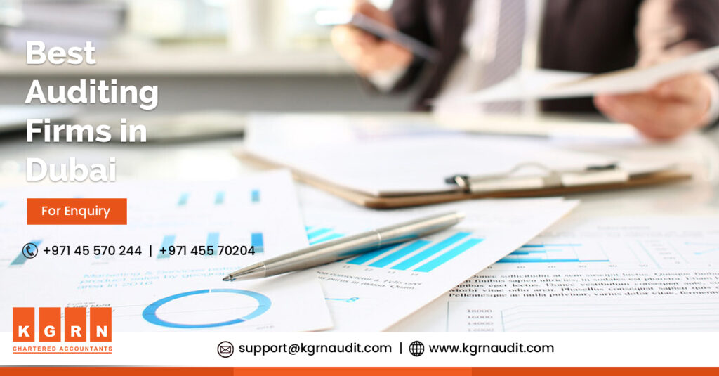 Best Auditing firms in Dubai