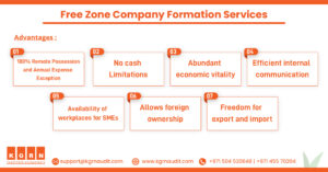 Free Zone Company Formation Services