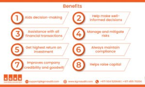 Corporate Finance Consulting Services In UAE