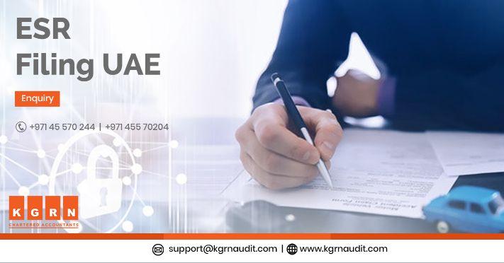 ESR Filing UAE