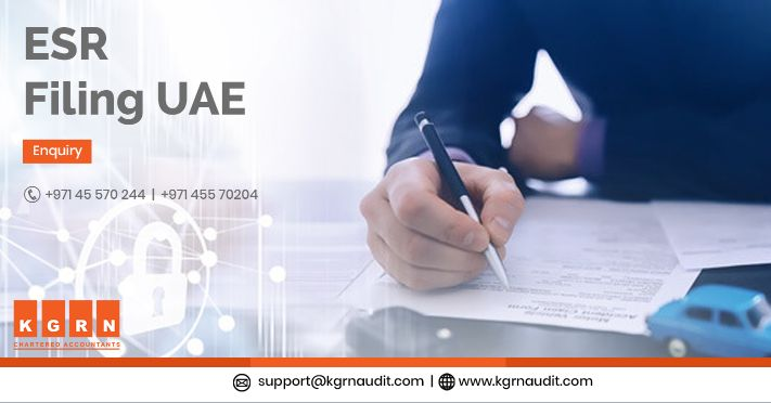 ESR Filing UAE