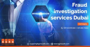 Fraud investigation services Dubai