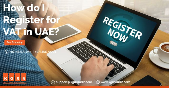How Do I Register For VAT In UAE?