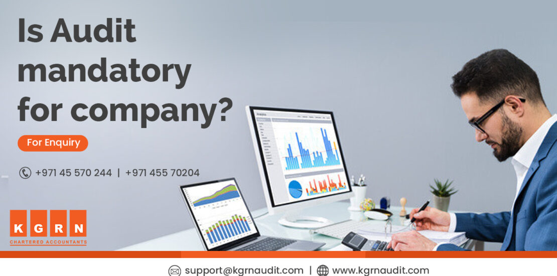 Is Audit mandatory for company?