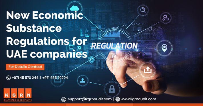 New Economic Substance Regulations for UAE