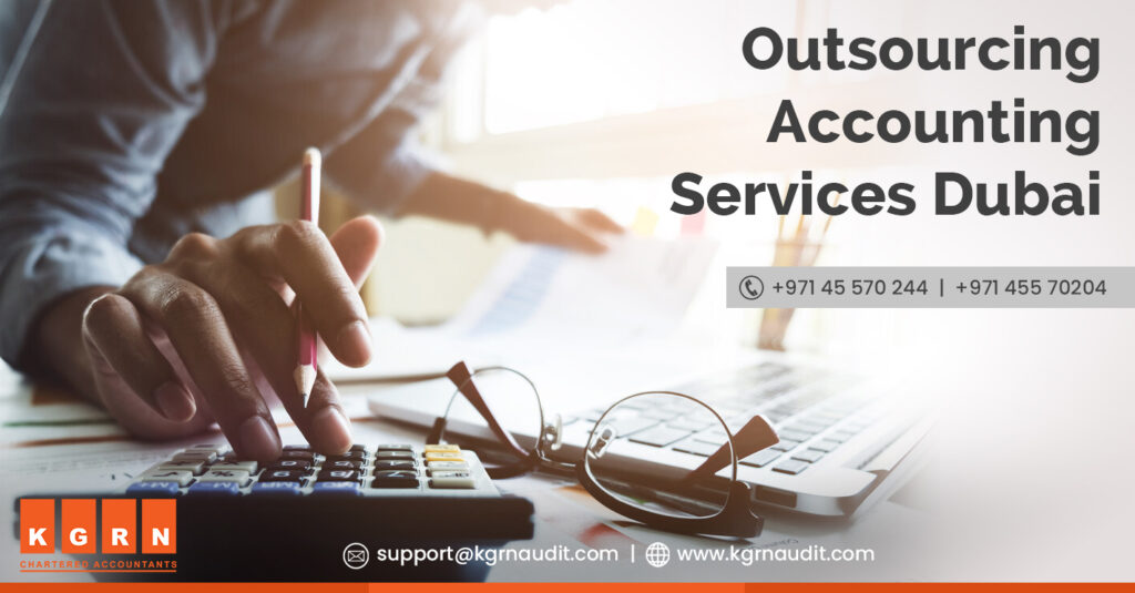 Outsourcing accounting services Dubai