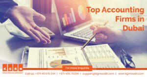 Top accounting firms in Dubai