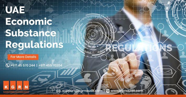 UAE Economic Substance Regulations
