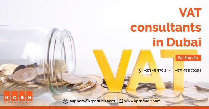 VAT Consultants in Dubai