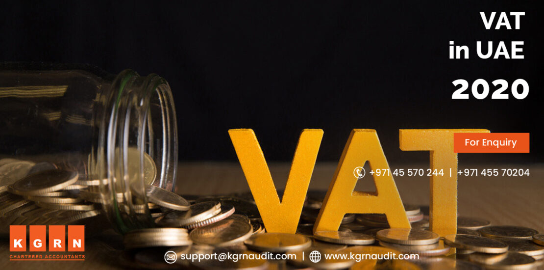 VAT in UAE 2020