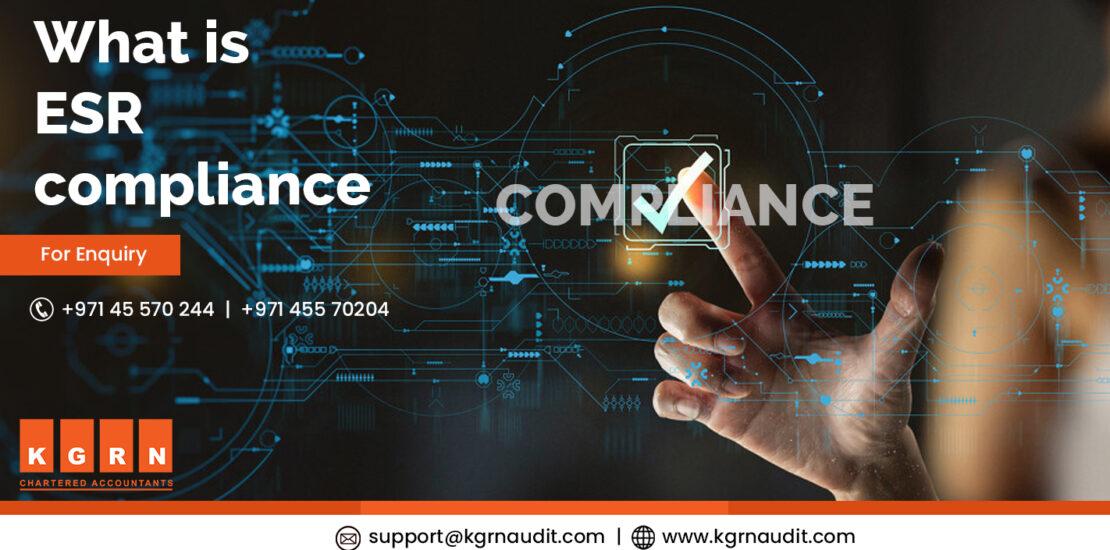 What is ESR compliance