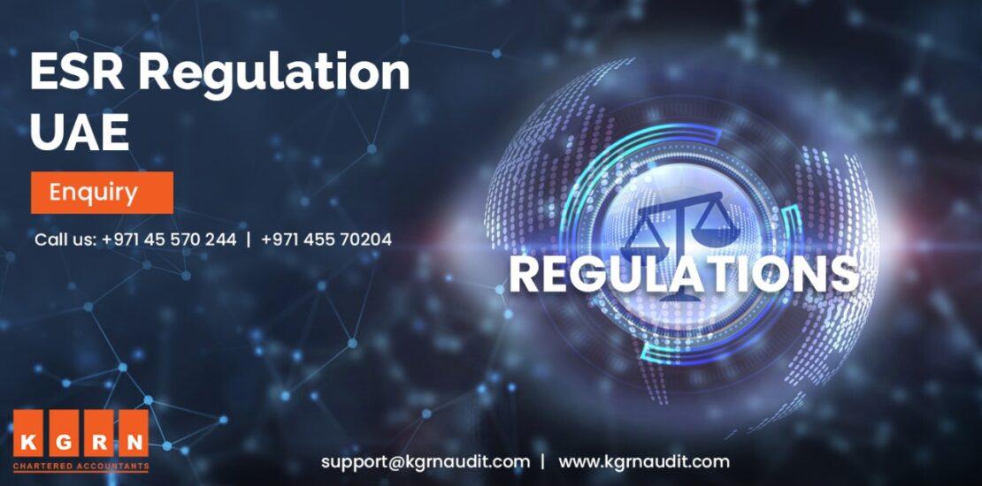 ESR Regulation UAE