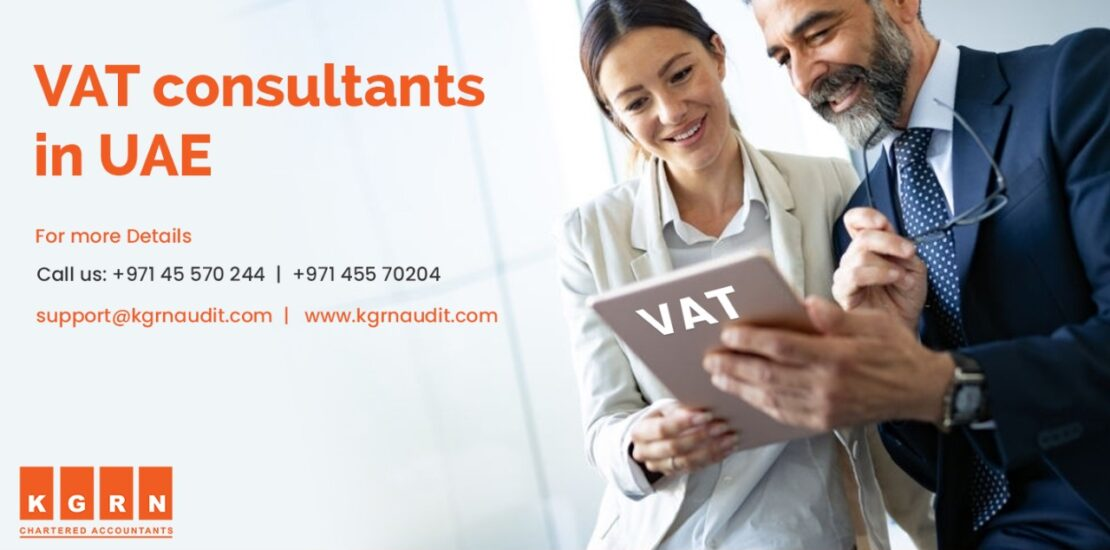 VAT Consultants in UAE