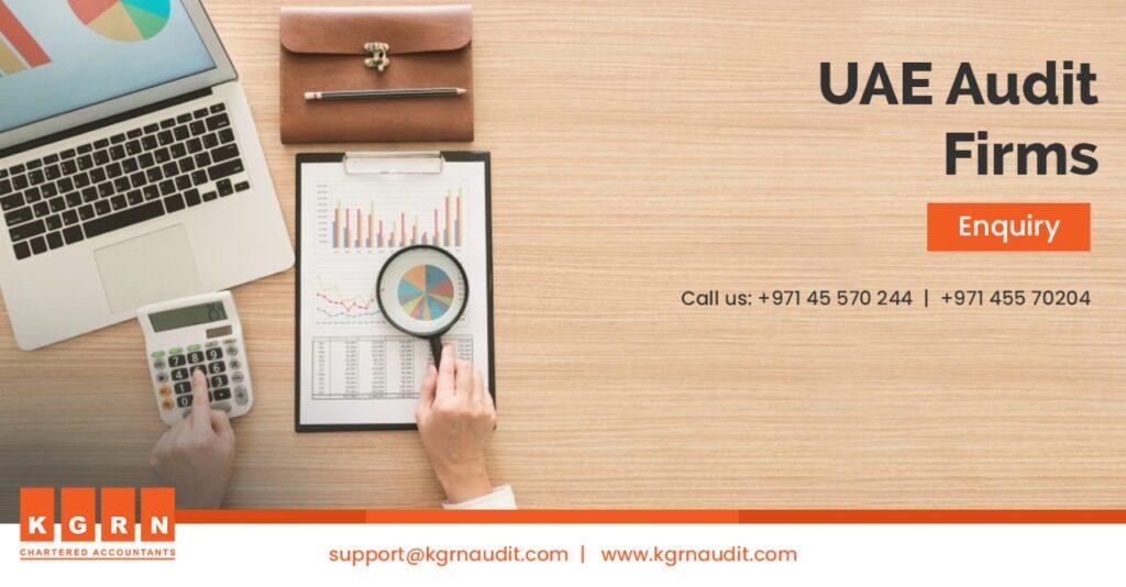 UAE Audit firms