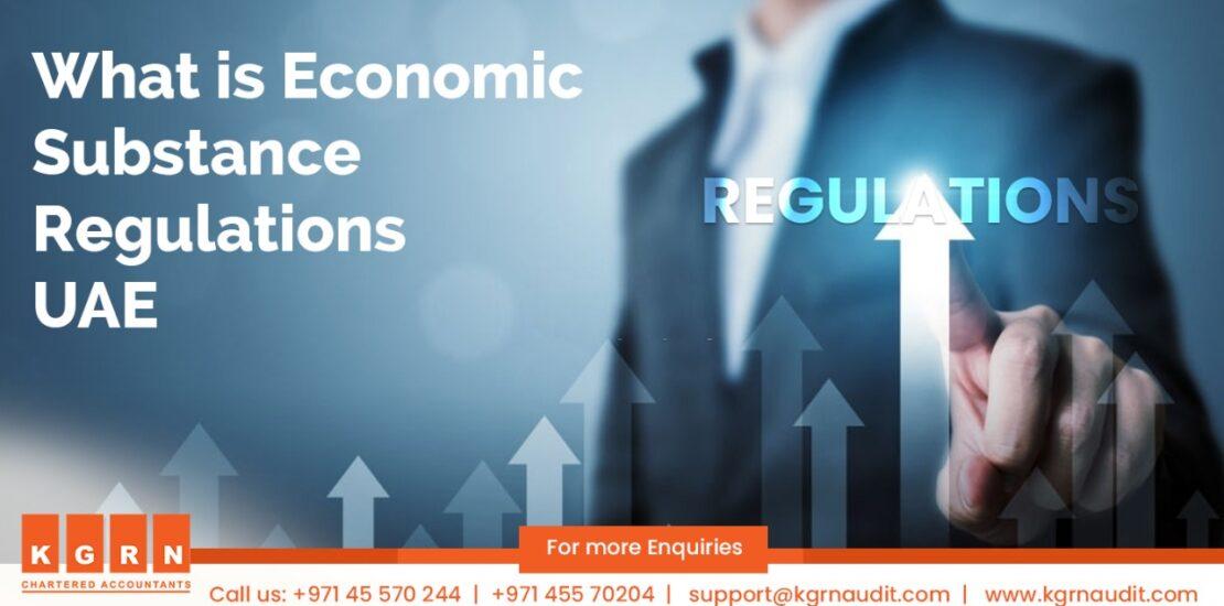 Economic Substance Dubai