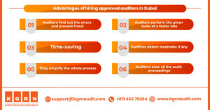 Approved auditors in Dubai