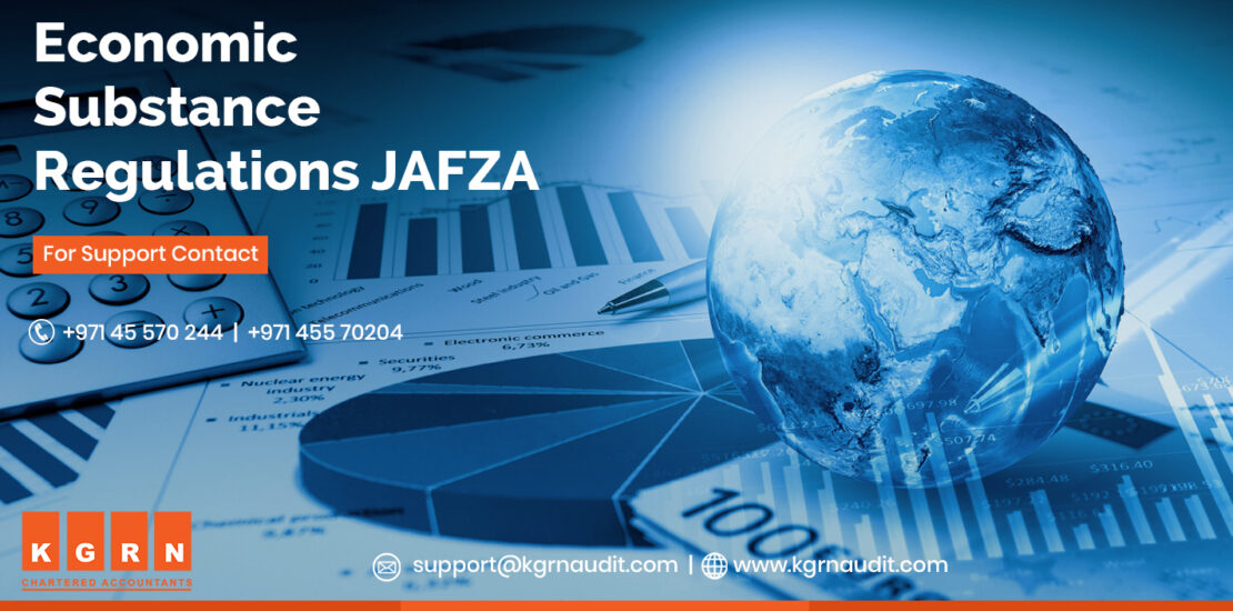 Economic Substance Regulations JAFZA