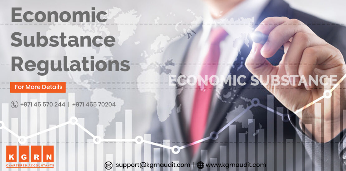 Economic Substance Regulations(ESR) UAE