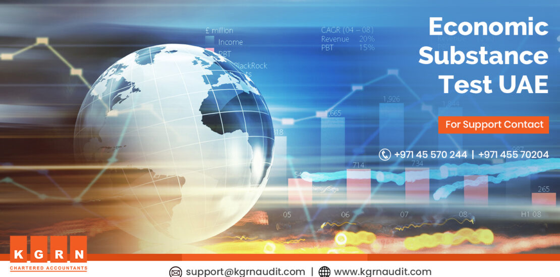 Economic Substance Test UAE
