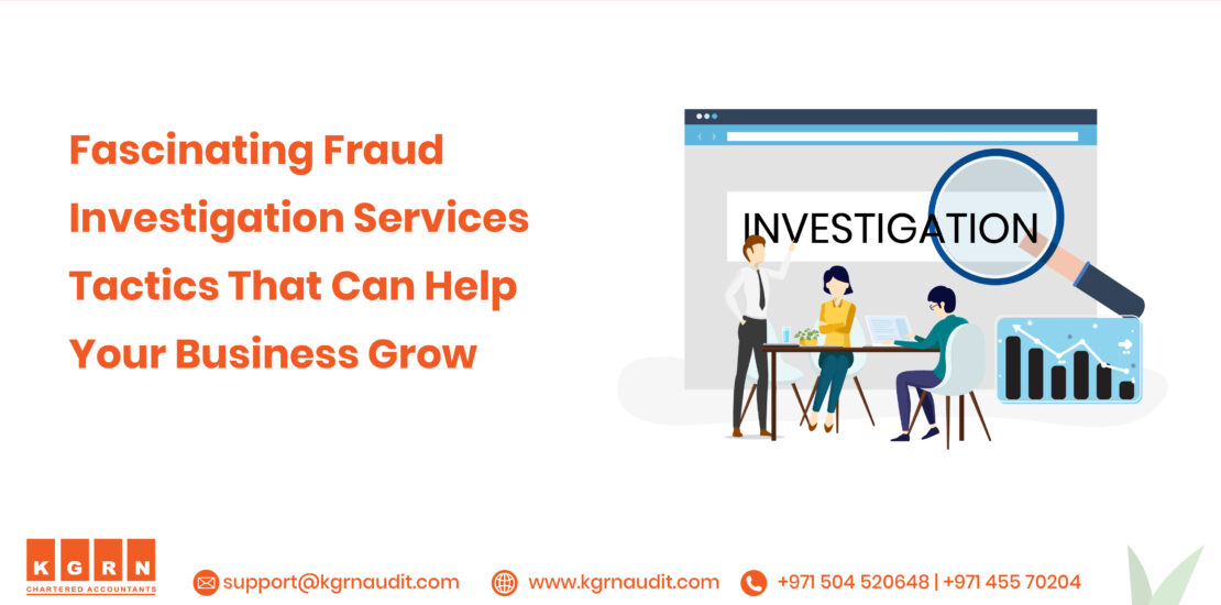 Fraud Investigation Audit In Dubai