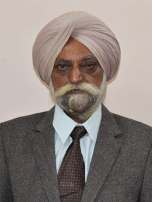Daljeet Singh – Our chief Financial Officer (CFO)