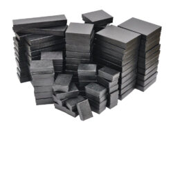 Black Paper Jewelry Boxes