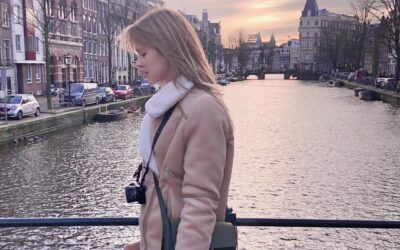 Best spots in Amsterdam: Illustrator Travels
